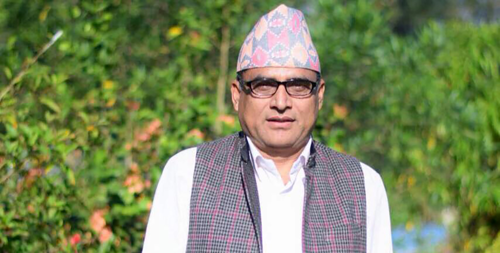 Krishna Khanal resigns as Minister for Social Development in Bagmati Province