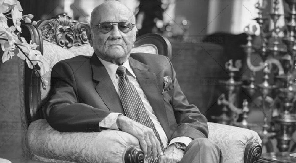 Former ambassador Rana passes away