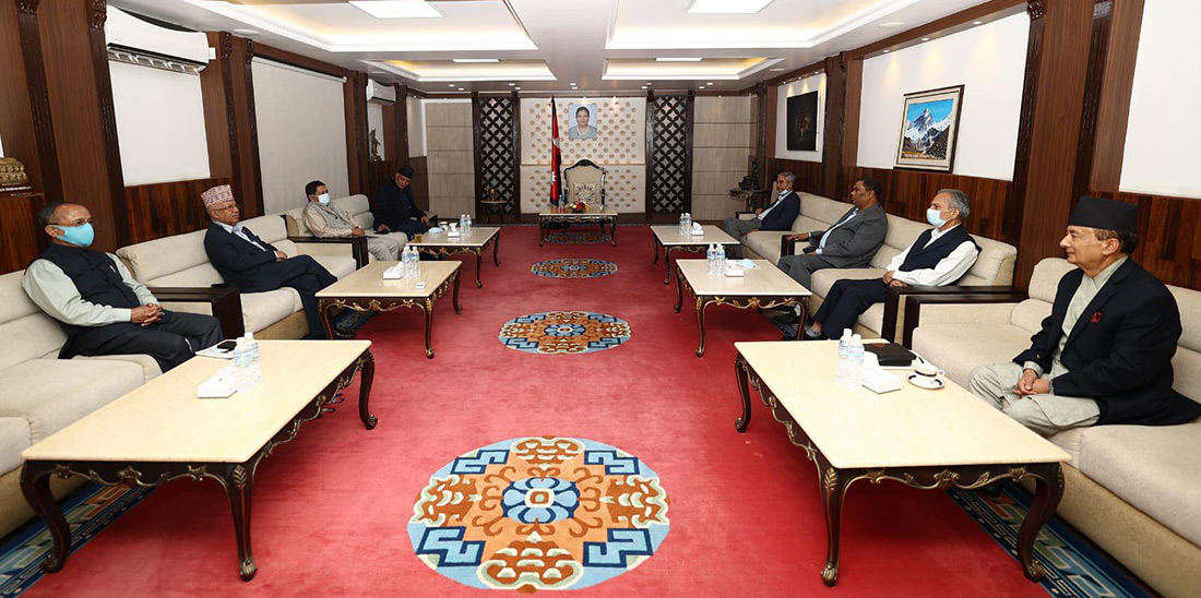 Ruling coalition decides to scrap ordinance to expand Cabinet