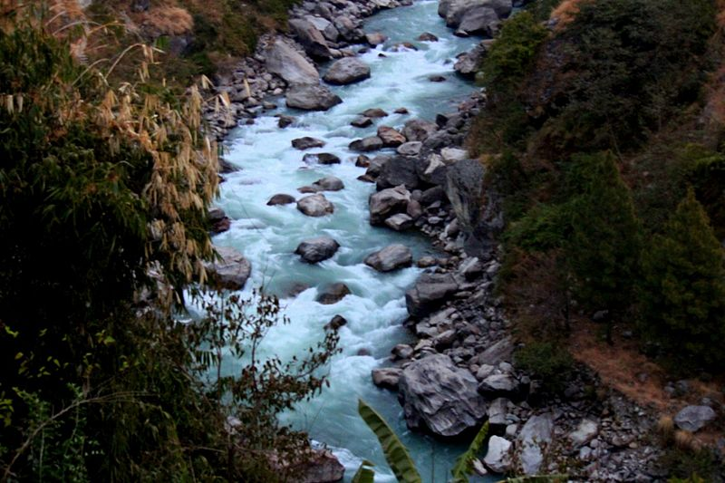 3 missing as car plunges into Trishuli River