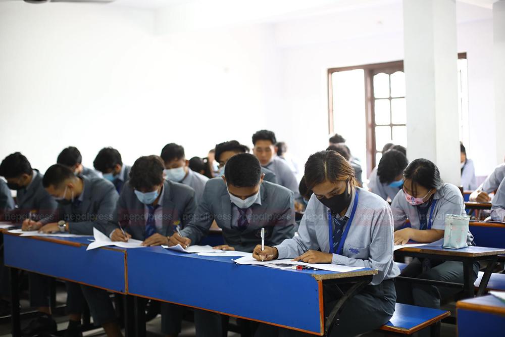 Grade 12 exams begin today (With photos)