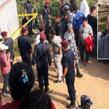 One more arrested in connection to mass murder in Sankhuwasabha