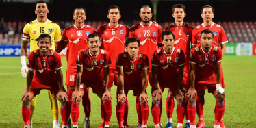 Govt to provide Rs 5 lakh each to nat'l football team players and Rs 3 lakh to coach for securing second position in SAFF Championship