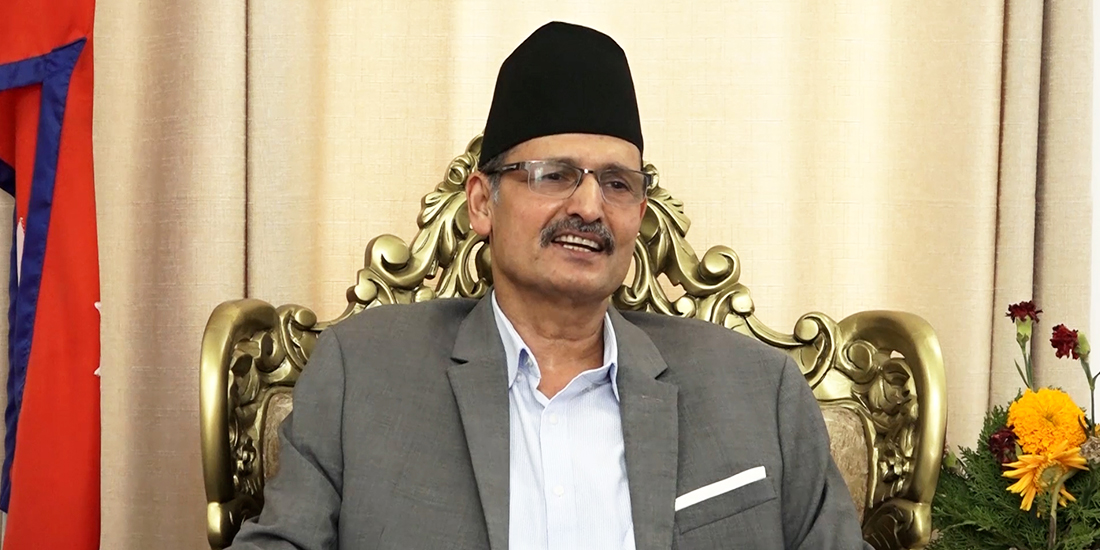 """""""I am ready to hold talks with UML to end House deadlock"""" (With video)"""