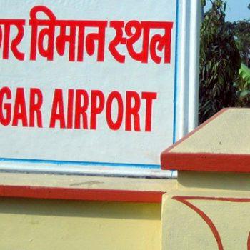 Flights at Biratnagar airport resumes