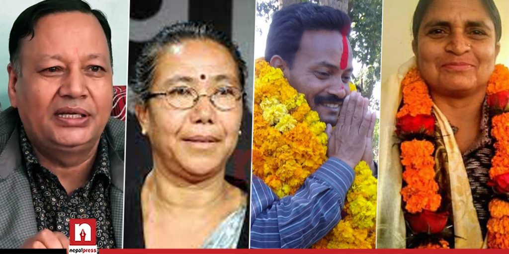 CPN (MC) finalises names of its remaining three ministers, one state minister » Meroshare