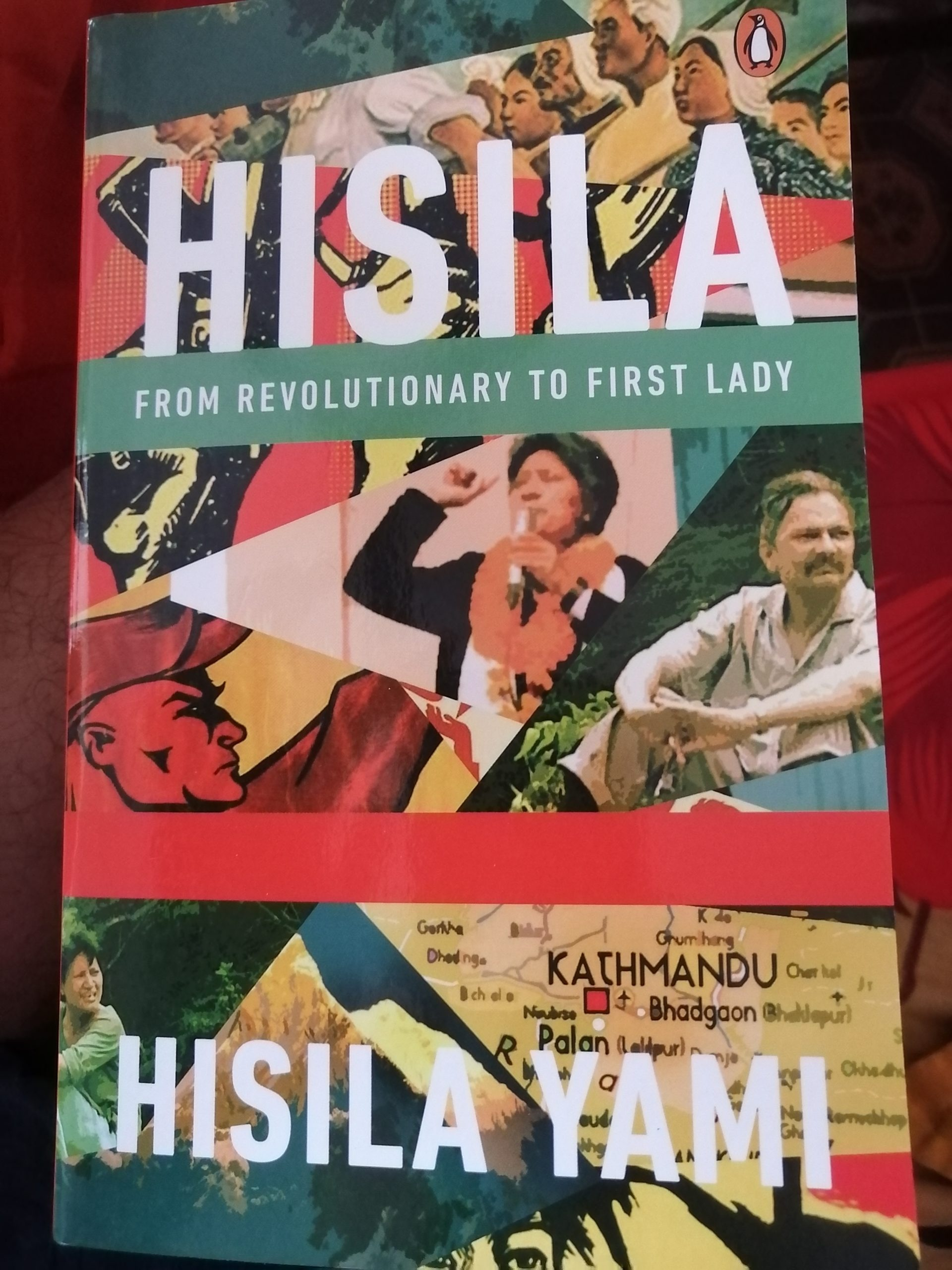 Hisila Yami unearths untold stories of Maoist leaders