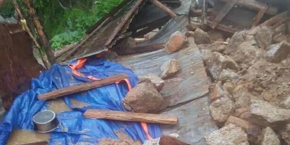 4 of a family killed, 2 missing in Humla landslide