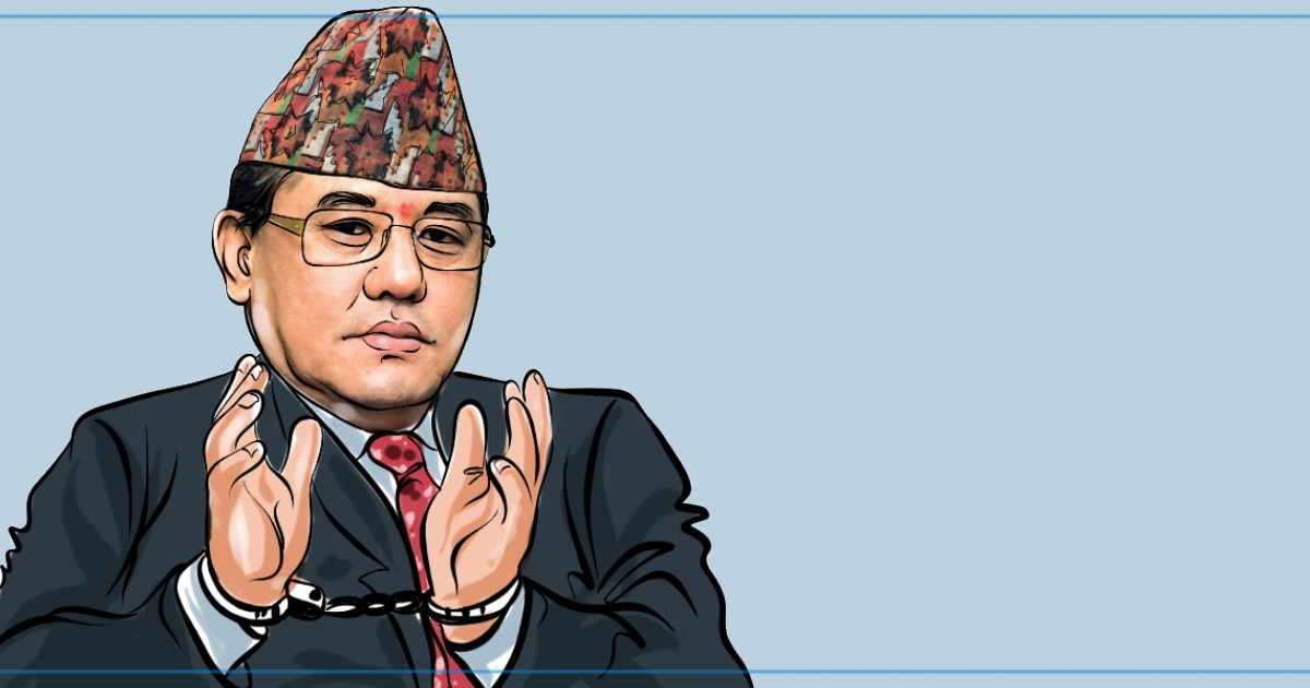 Ichchha Raj Tamang lands in police net for defrauding hundreds of people, embezzling millions of rupees