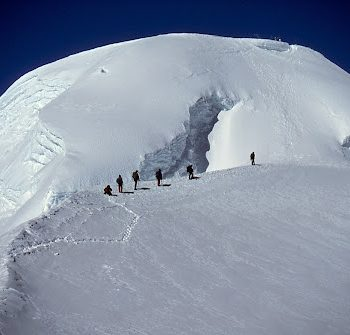 3 mountaineers among 4 missing in Mera Peak come into contact