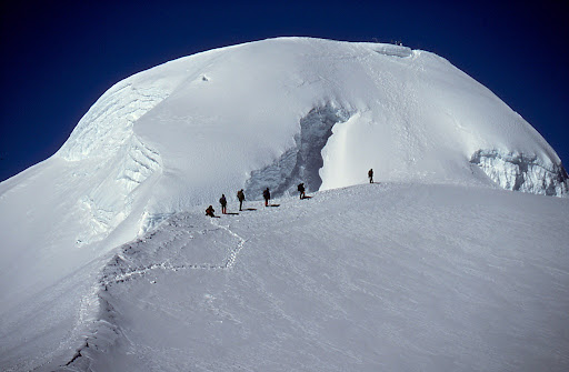 3 climbers among 4 missing in Mera Peak come into contact