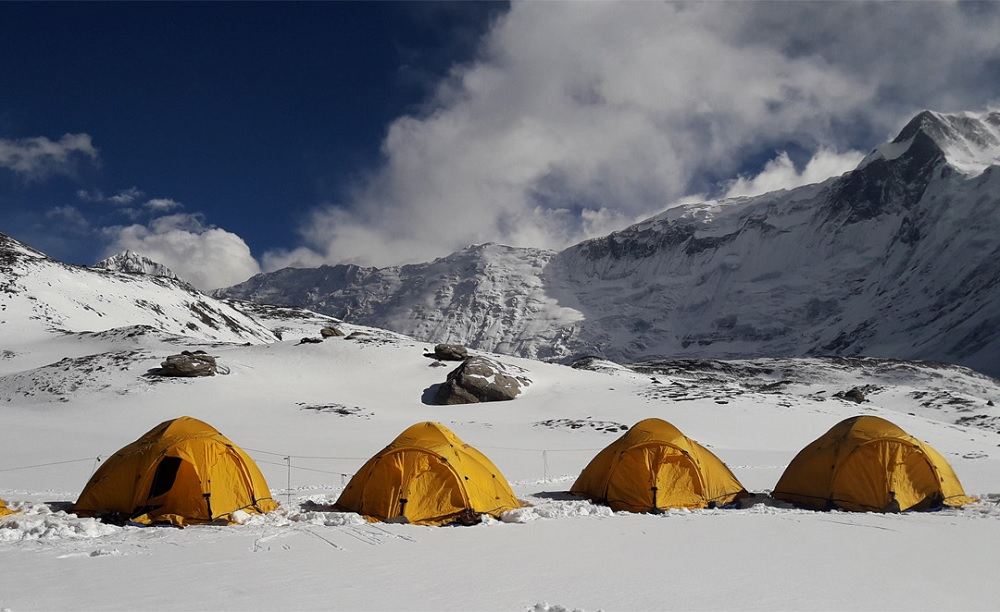 Eight missing trekkers found in a village of Mustang two days later