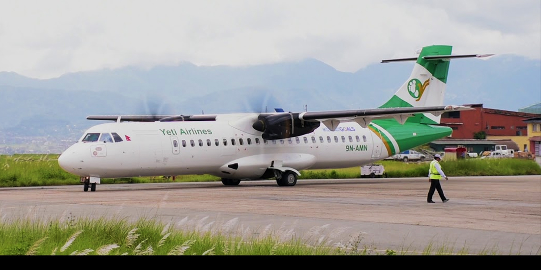 Yeti Airlines gets AOC