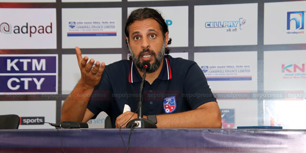 Final will be my last match and will never come back to Nepal, says Almutairi