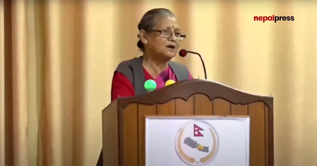 Chief Minister of Bagmati Province Shakya resigns