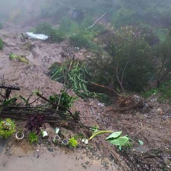 48 killed, 31 missing in floods and landslides across the nation (Update)
