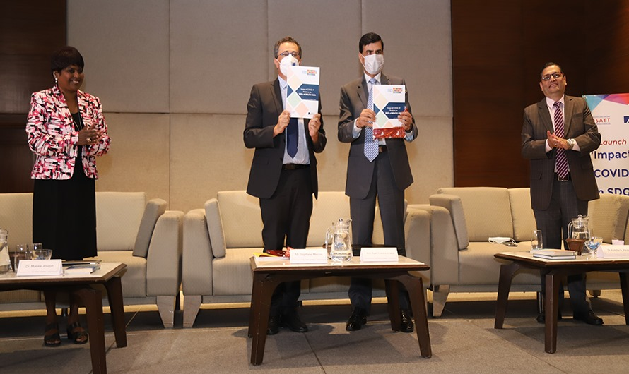 Book titled 'Impact of COVID-19 Pandemic on SDGs of South Asia' released