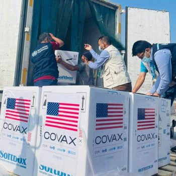 Over 100,000 Pfizer vaccines donated by US arrive in Nepal