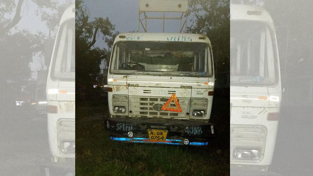 120 kg marijuana recovered from Indian gas tanker in Birgunj
